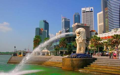 SINGAPORE – THE LION CITY OFASIA
