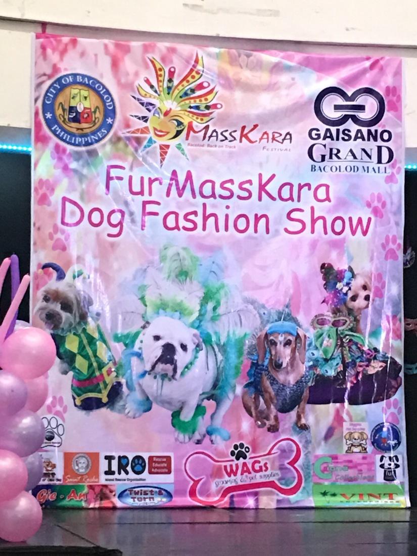FURMASSKARA DOG FASHIONSHOW