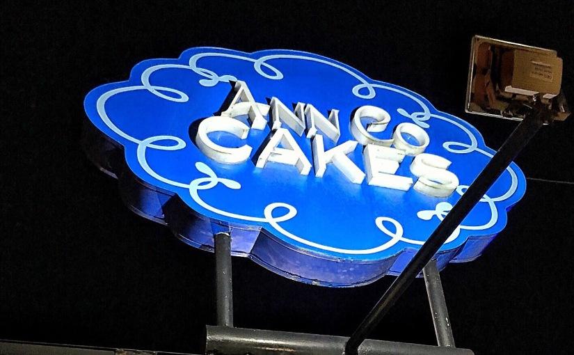 ANN CO CAKES – DESSERT + COFFEE + ART  = HAPPYSOUL