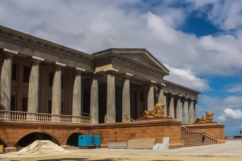 TEMPLE OF LEAH – A TRIBUTE OF LOVE