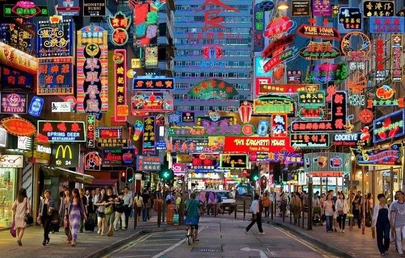 DIY ITINERARY: 4 DAYS IN HONGKONG