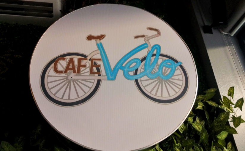 CAFE VELO -A CHARMING PLACE  FOR ACUPPA