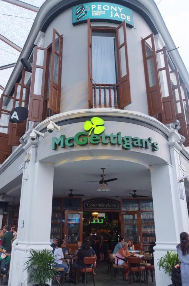 ST.PATRICK'S DAY @MCGETTIGAN'S CLARKE QUAYSINGAPORE