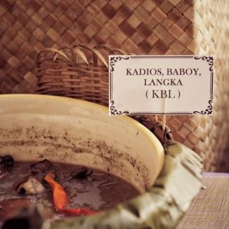 KADIOS BABOY LANGKA (KBL)