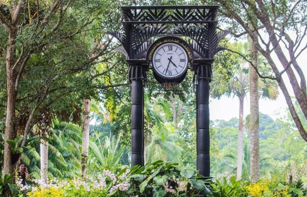 botanic-garden PLACES TO INCLUDE IN YOUR SINGAPORE ITINERARY IN 2018 Travel